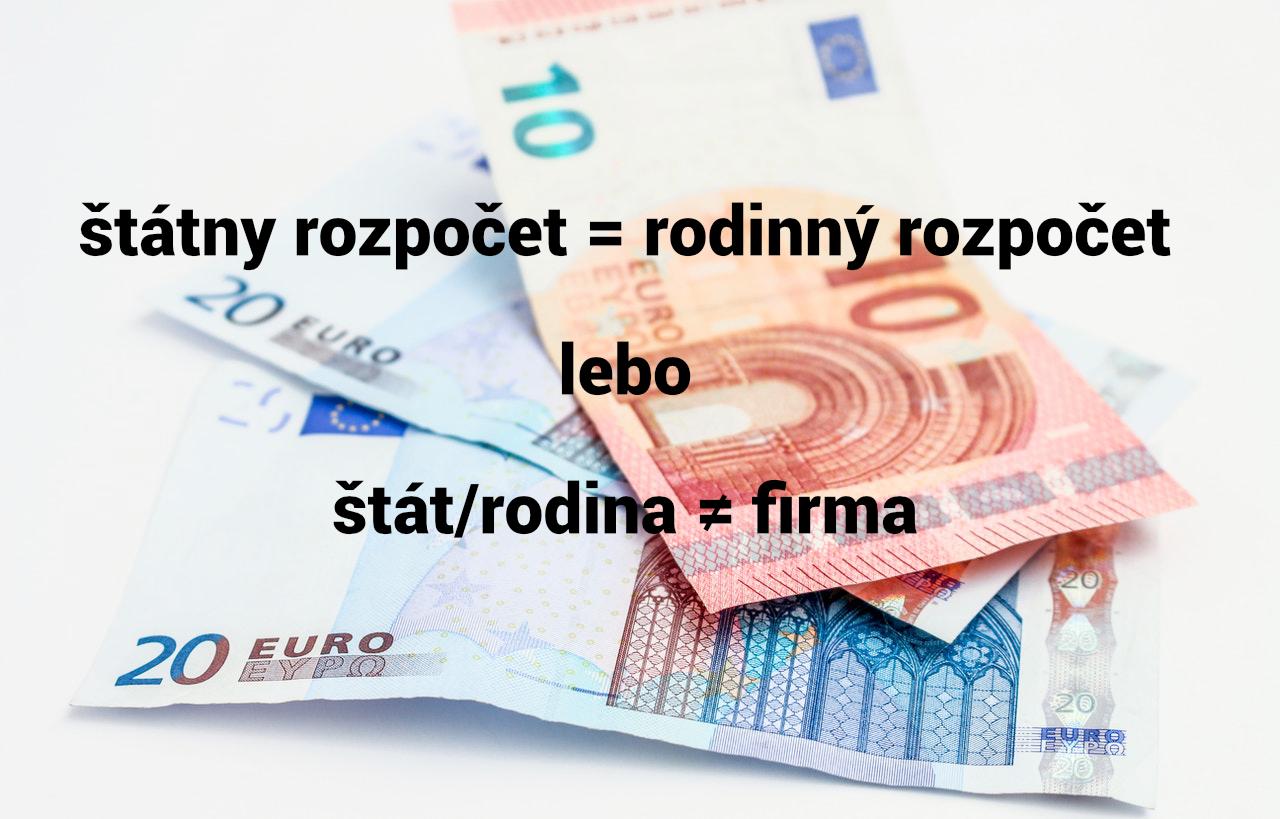 Štátny rozpočet