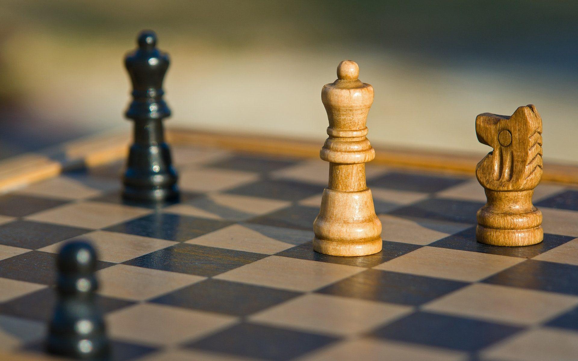 Partička šachu