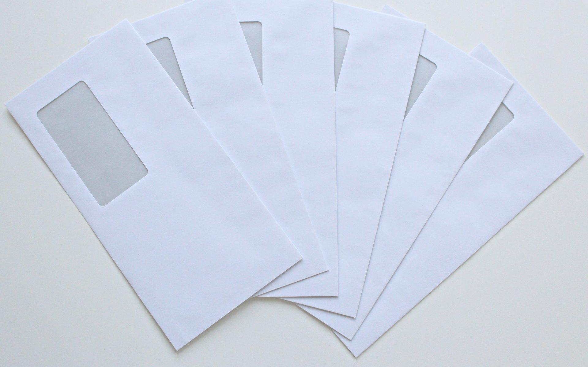 Napísať list