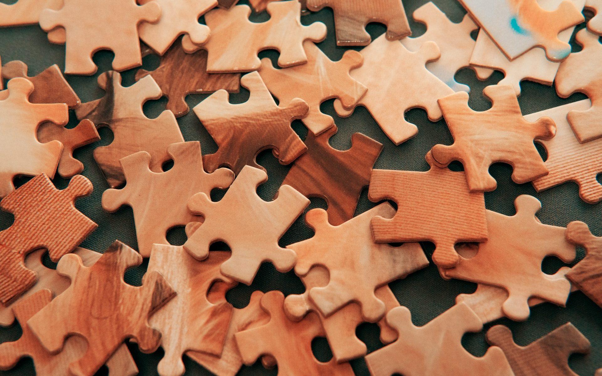 Eurofondy puzzle